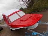 Ходовые тенты для лодок модель «Стандарт» - фотогалерея