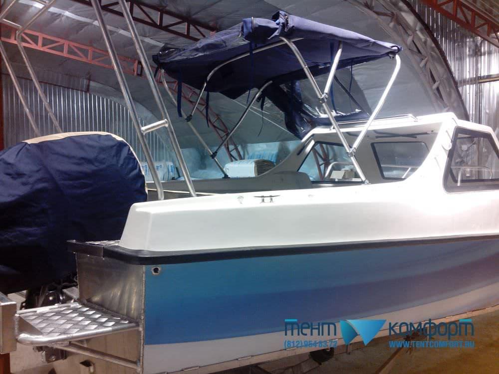 Катер Fiberboat-515НТ