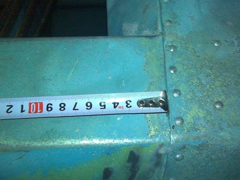 Установка дуг для тента на лодку Ока-4