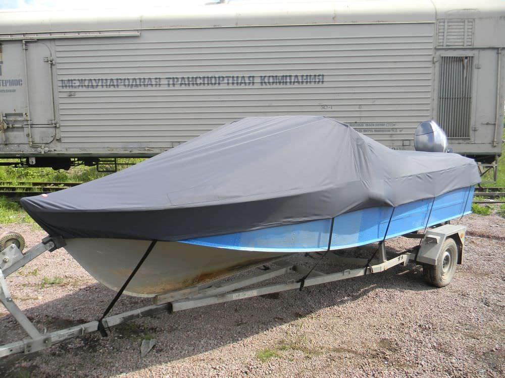 Трансполртировочный тент для лодки Казанка-2М