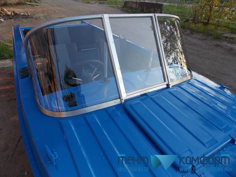 Стекло для лодки Казанка 5Мх