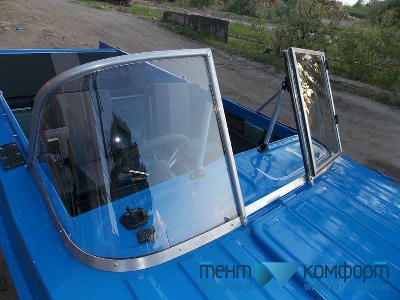 Ветровое стекло для лодки Казанка 5Мх