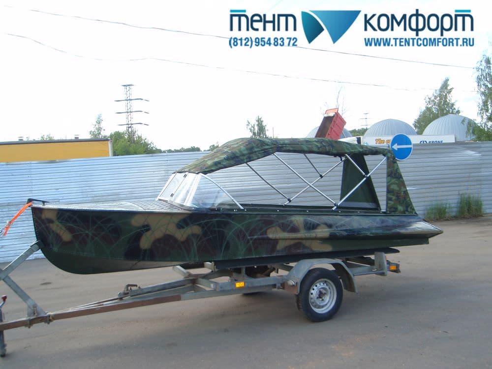 Ходовой тент Казанка-М