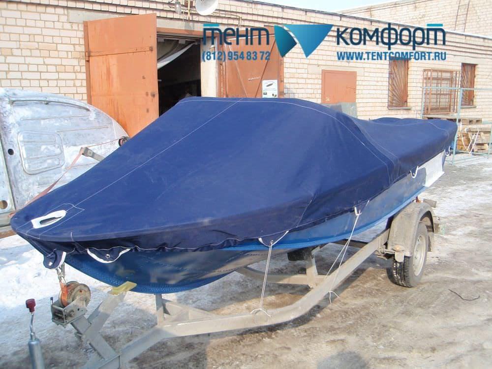 Транспортировочный тент для лодки Южанка-2