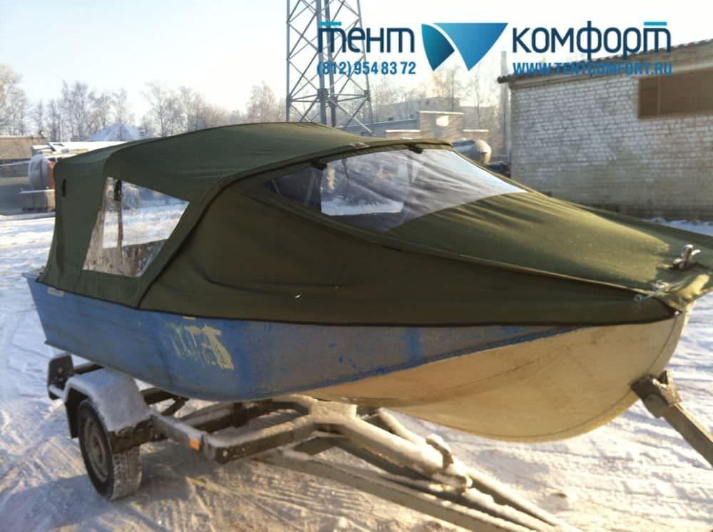 Ходовой тент на Воронеж К