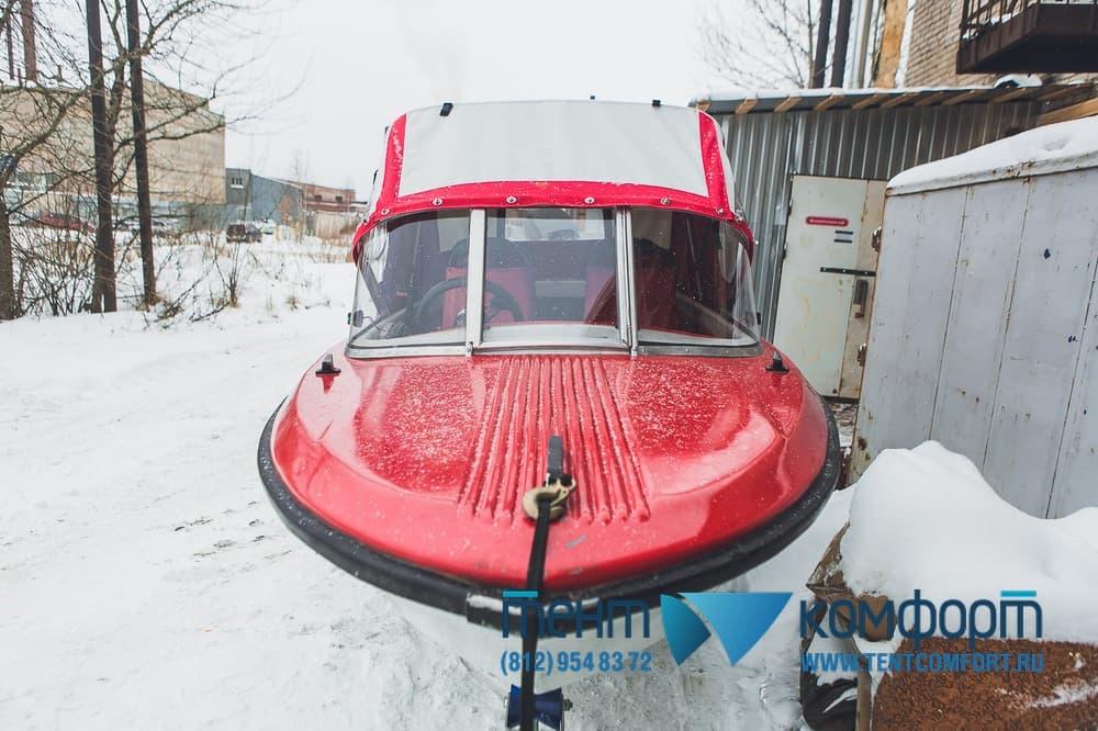 Тент и стекло для лодки