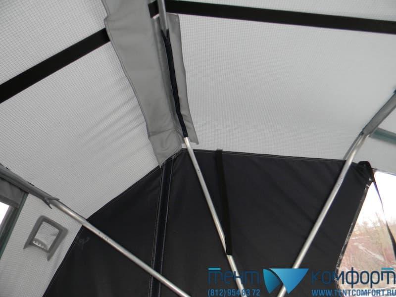 Дуги-каркас ходового тента для лодки