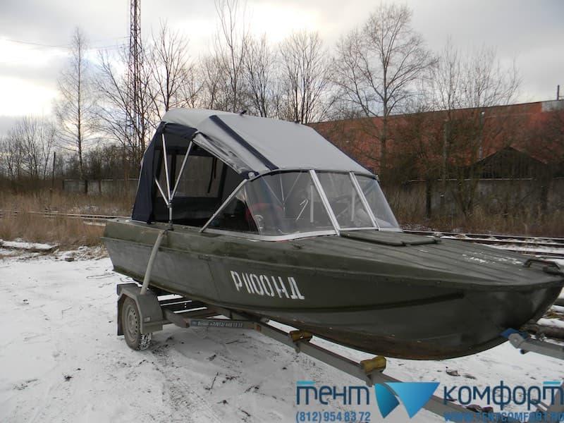 Инструкция по установке тента на лодку, крепеж Шпенек (кнехт)