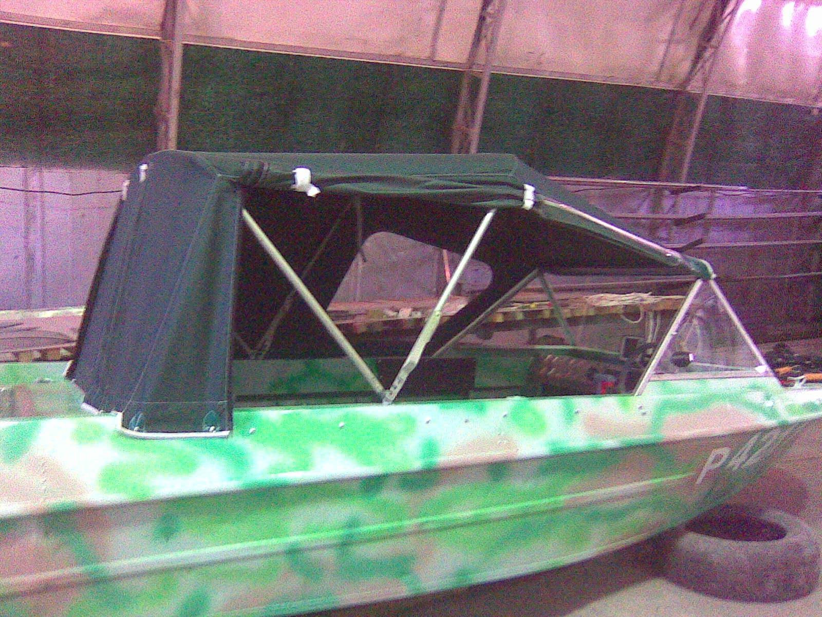 стекло для лодки крым своими руками