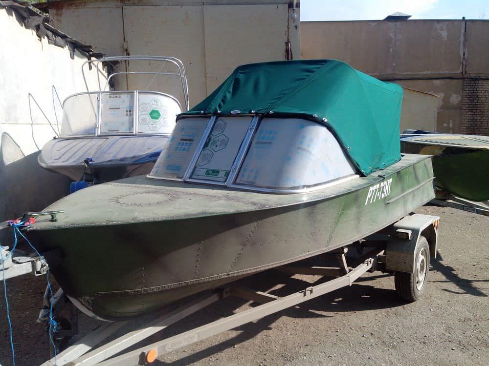 тюнинг моторных лодок мкм