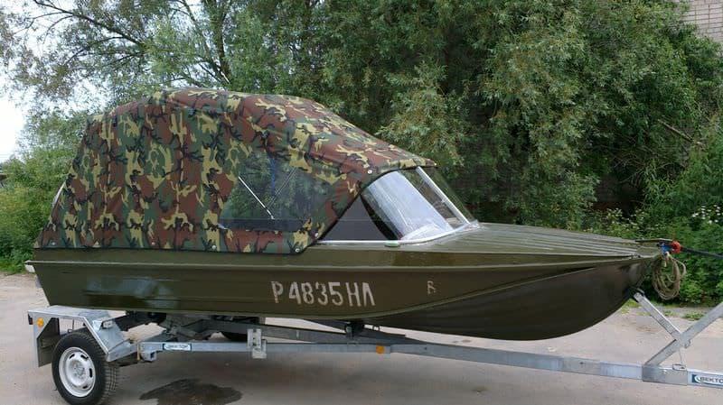 ветровые стекла для лодок крым