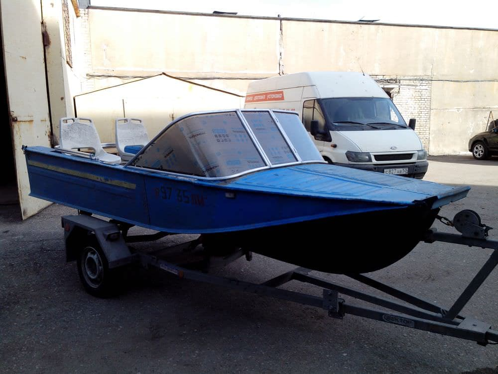 лодка воронеж или днепр